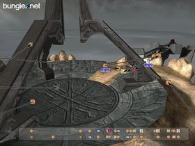 Halo 2 Game Viewer: Dish View 3