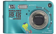 HP's Harajuku Lovers camera
