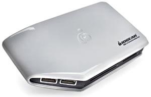 IOGEAR USB Hub/Card reader