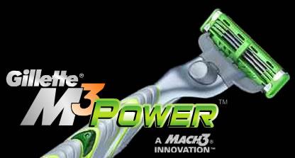 M3Power razor