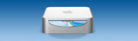 The Mac mini