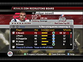 Rivals.com in NCAA 2006