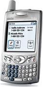 Treo cell phone