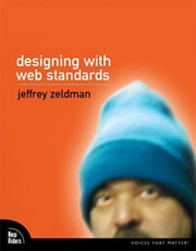 Designing with Web Standards front cover