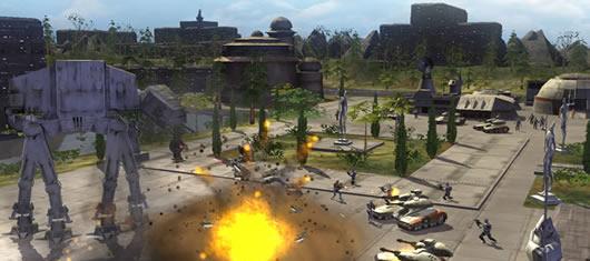 Star Wars Empire at War screenshot