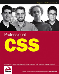 Professional CSS with Durstan