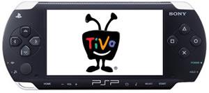 PSP plus TiVo equals love